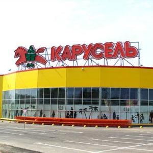 Гипермаркеты Берендеево
