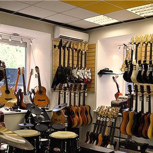 Музыкальные магазины Берендеево