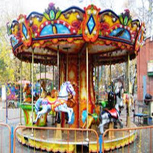Парки культуры и отдыха Берендеево