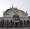 Железнодорожные вокзалы в Берендеево