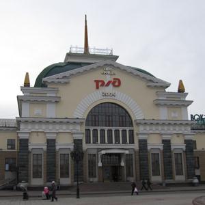 Железнодорожные вокзалы Берендеево
